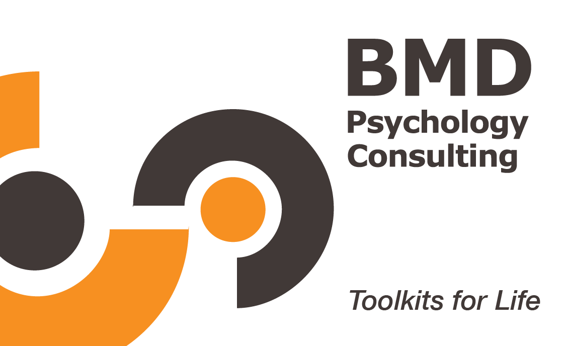 BMD Psychology Consulting Logo