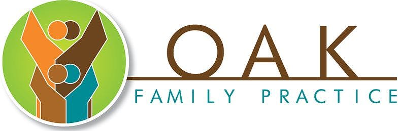 Oak Family Practice Logo