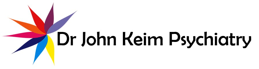 Dr John Keim Psychiatry Logo