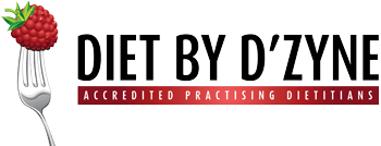 Diet By D'Zyne Armadale (Church St) Logo