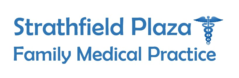 Strathfield Plaza Family Medical Practice Logo
