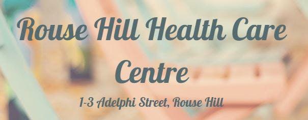 Rouse Hill Health Care Centre Logo