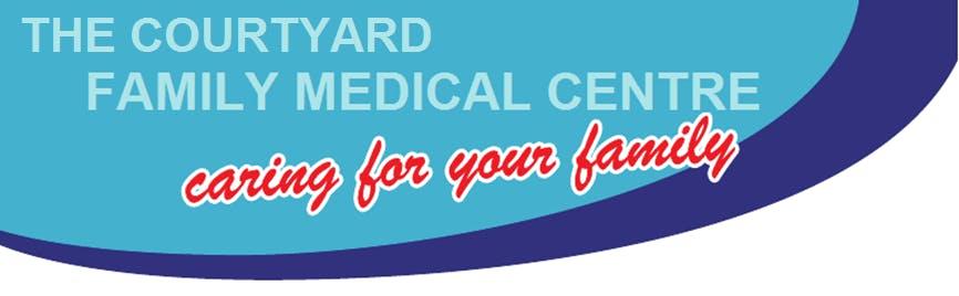 The Courtyard Family Medical Centre Logo