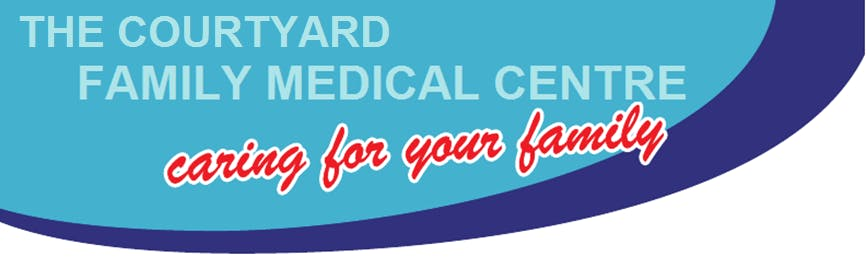 The Courtyard Family Medical Centre Logo