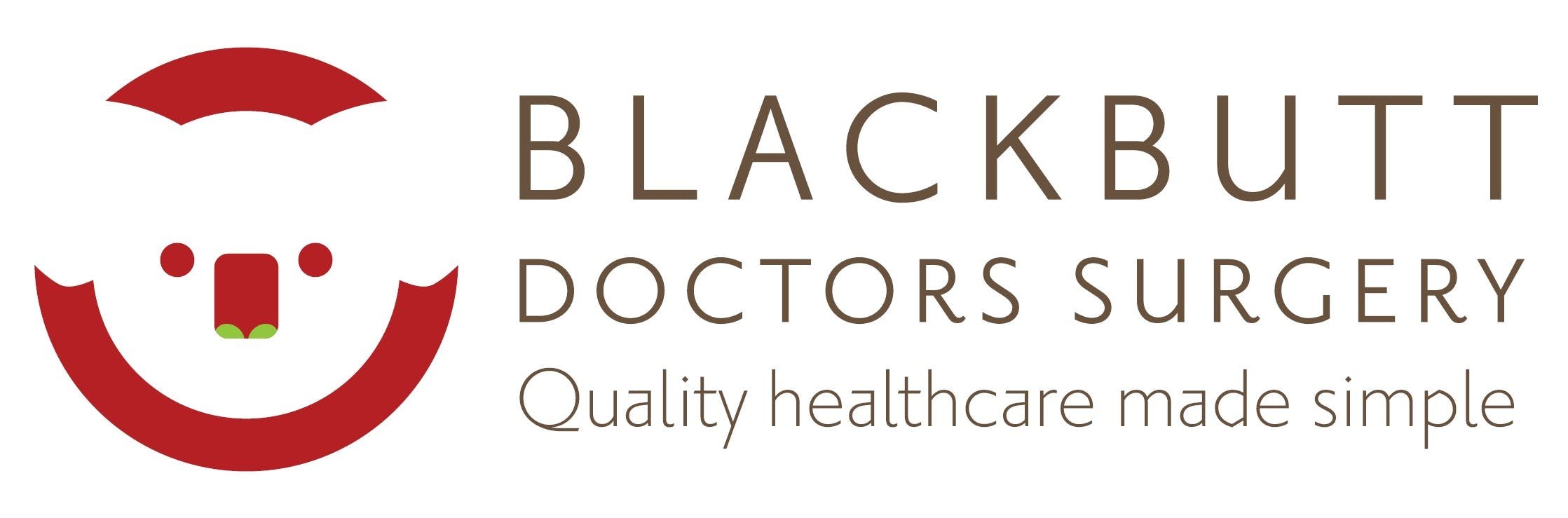 Blackbutt Doctors Surgery Logo