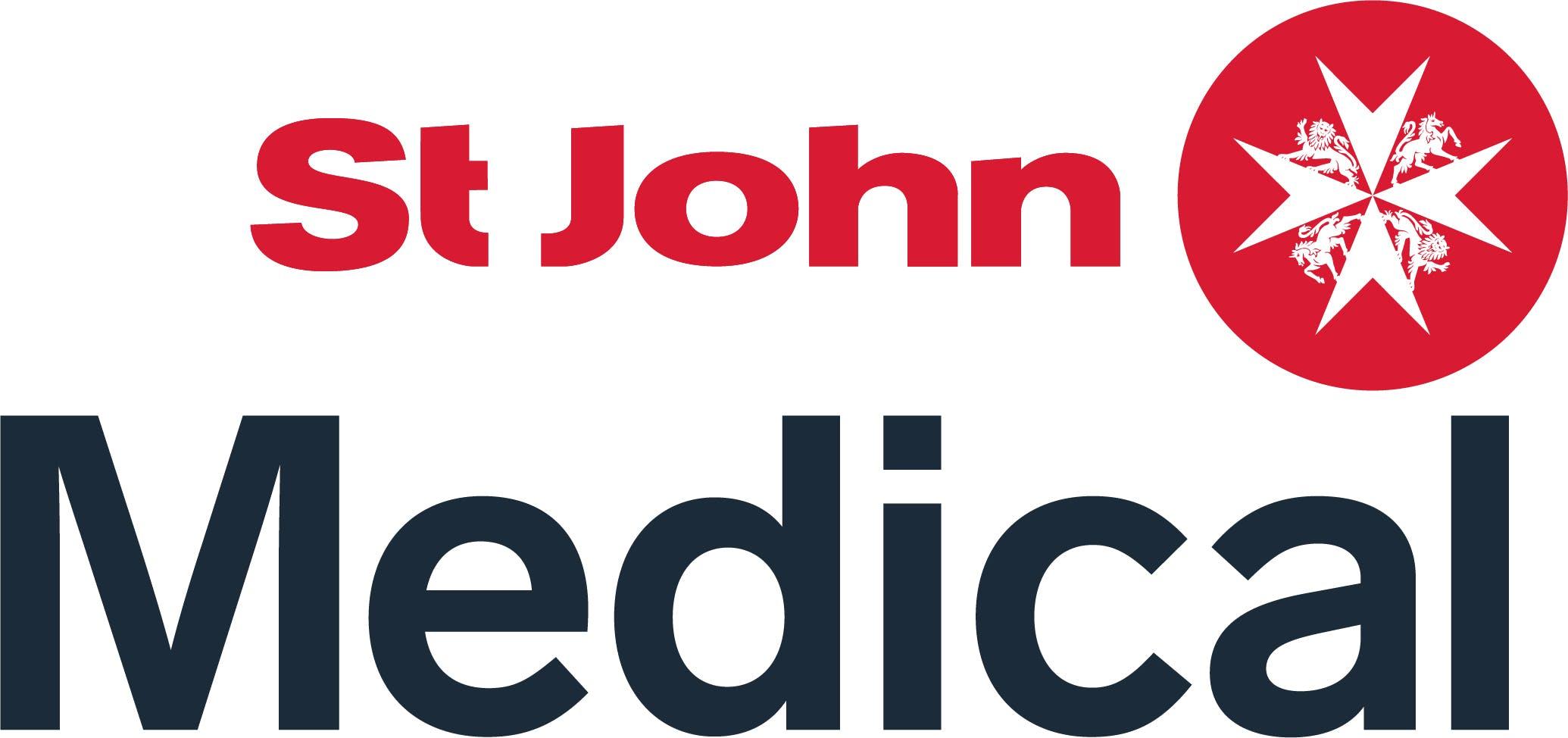 St John Medical Kambalda Logo