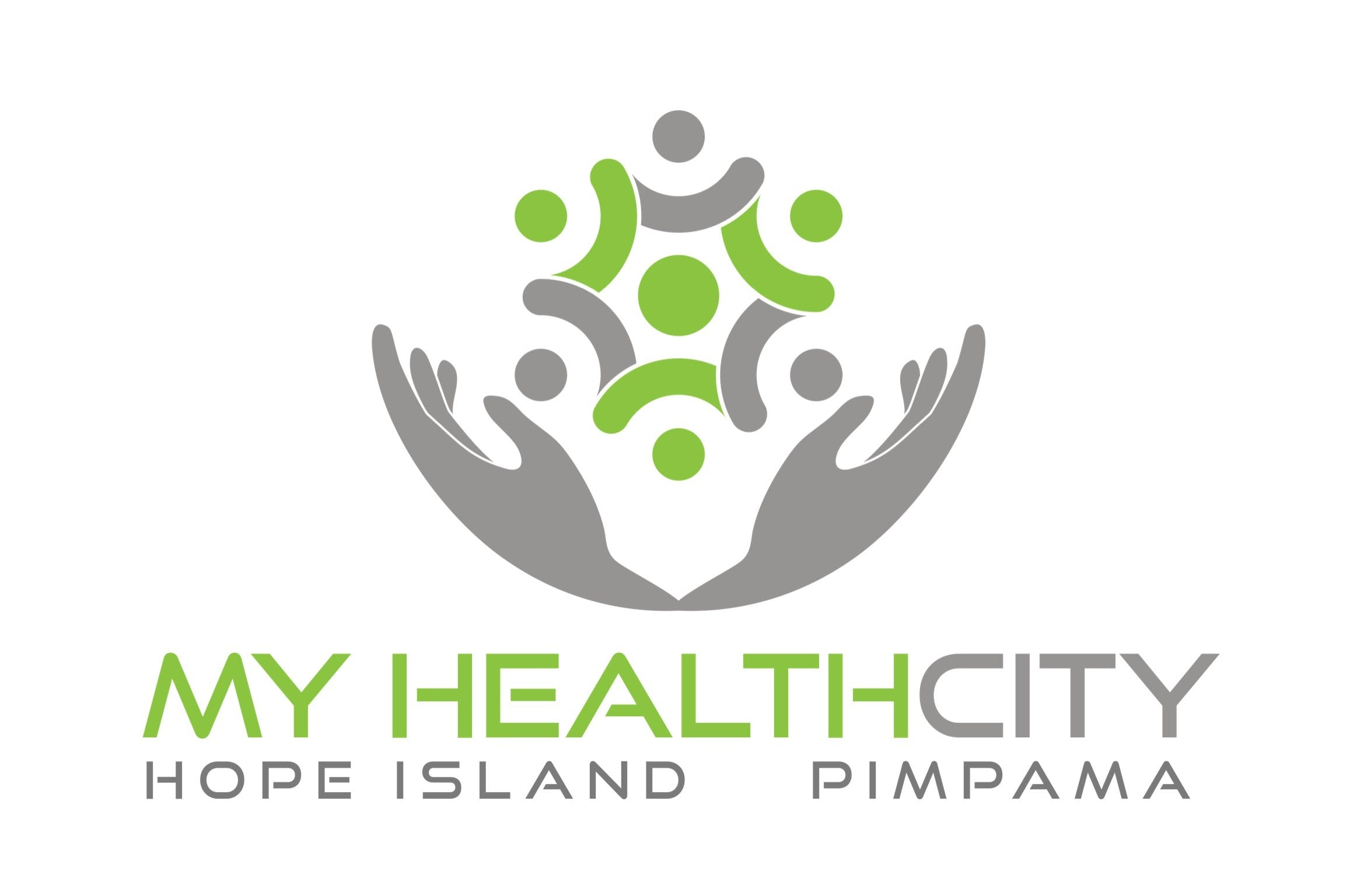 My HealthCity (Formerly; Hope Island General Practice) Logo