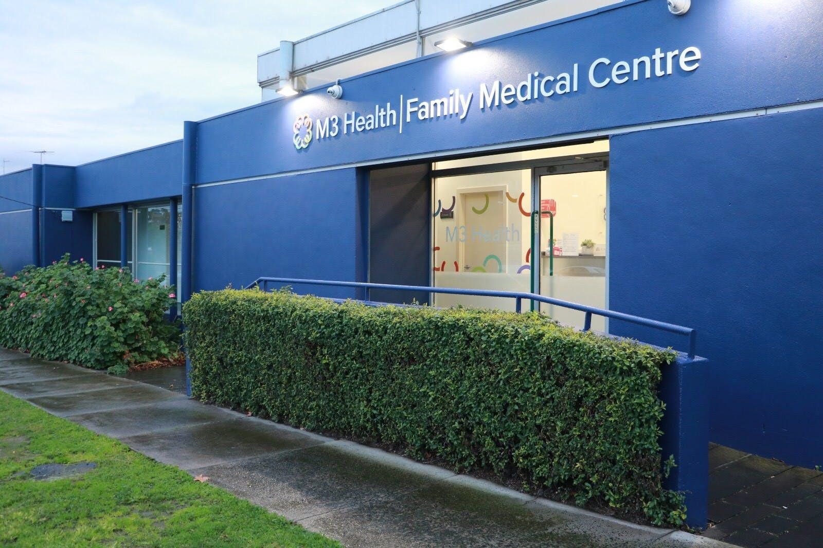 M3 Health Ascot Vale Logo