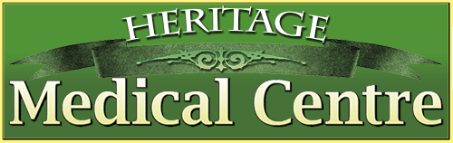 Heritage Medical Centre Logo