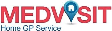 MedVisit Home Doctor Service Logo
