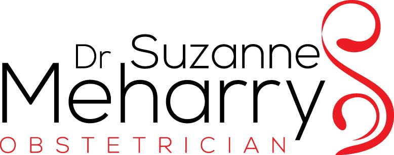 Dr Suzanne Meharry - Obstetrician Logo