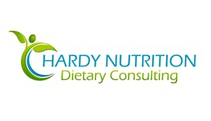 Hardy Nutrition Dietary Consulting Logo