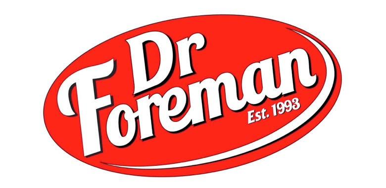 Dr Foreman Logo