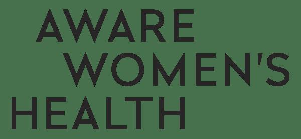AWARE Women's Health Logo