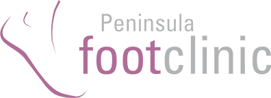 Peninsula Foot Clinic Somerville Logo