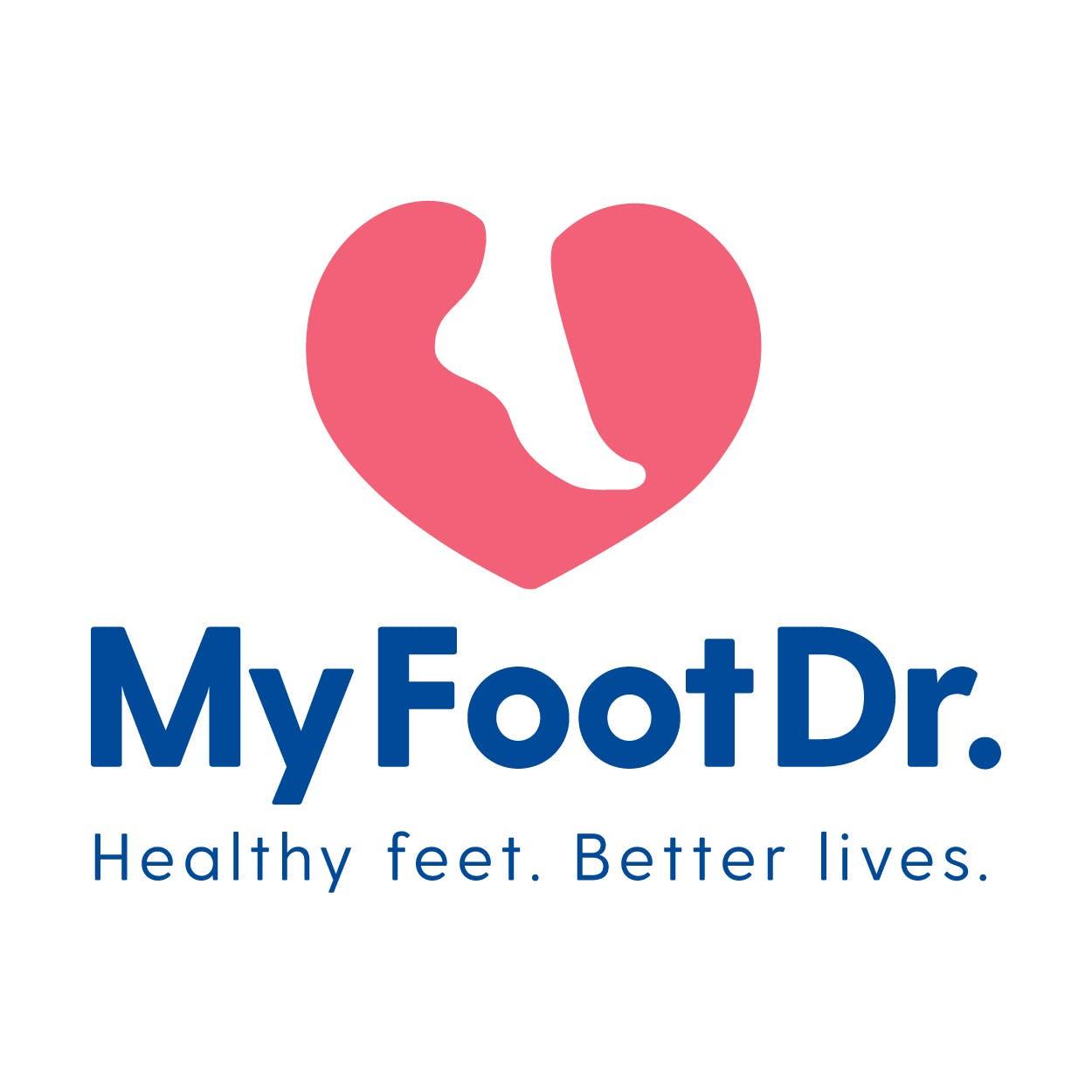 My FootDr Robina Logo