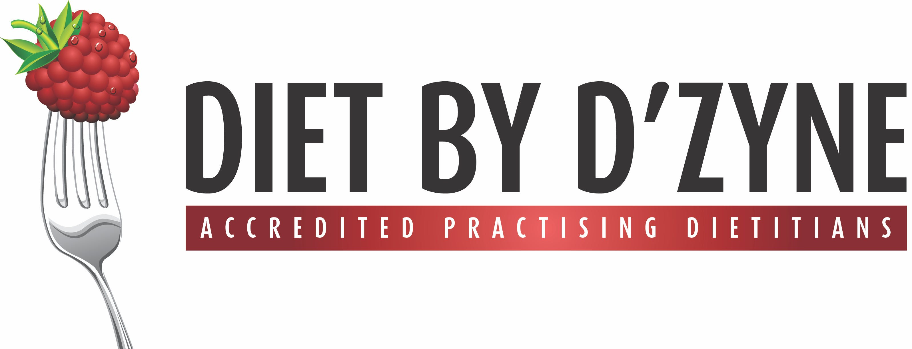Diet By D'Zyne Edgewater Logo