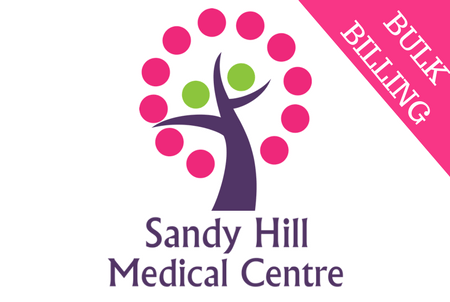 Sandy Hill Medical Centre Logo