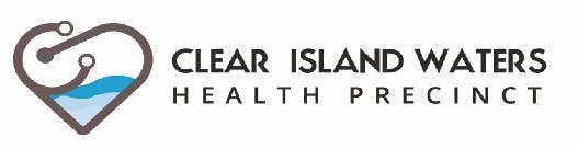 Clear Island Waters Health Precinct Logo