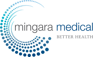 Mingara Medical Logo