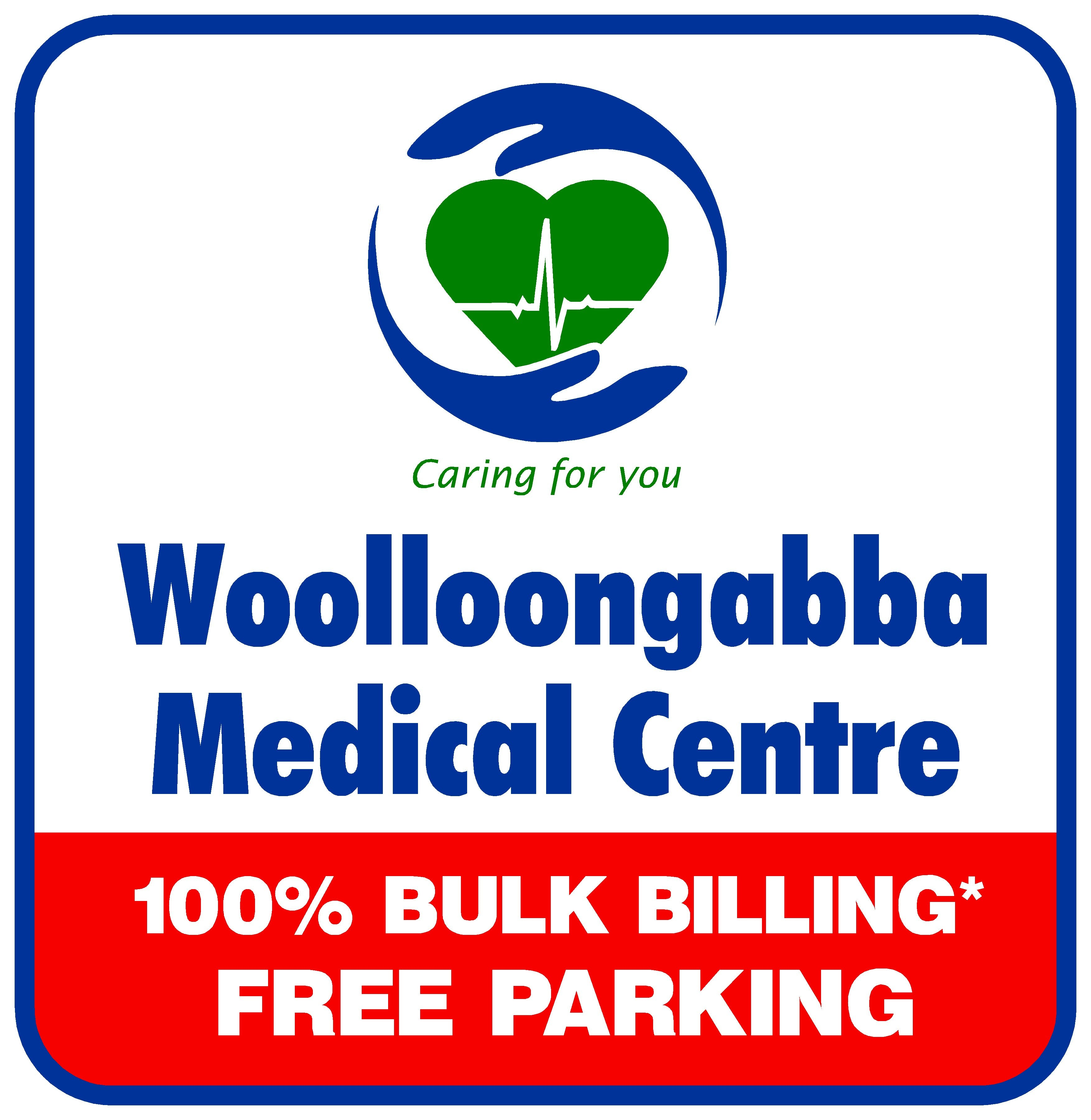 Woolloongabba Medical Centre Logo