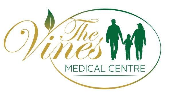 The Vines Medical Centre Logo