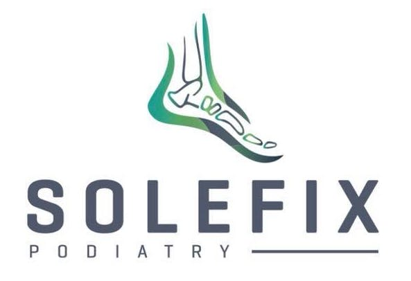 Solefix Podiatry Logo
