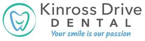Kinross Drive Dental Logo