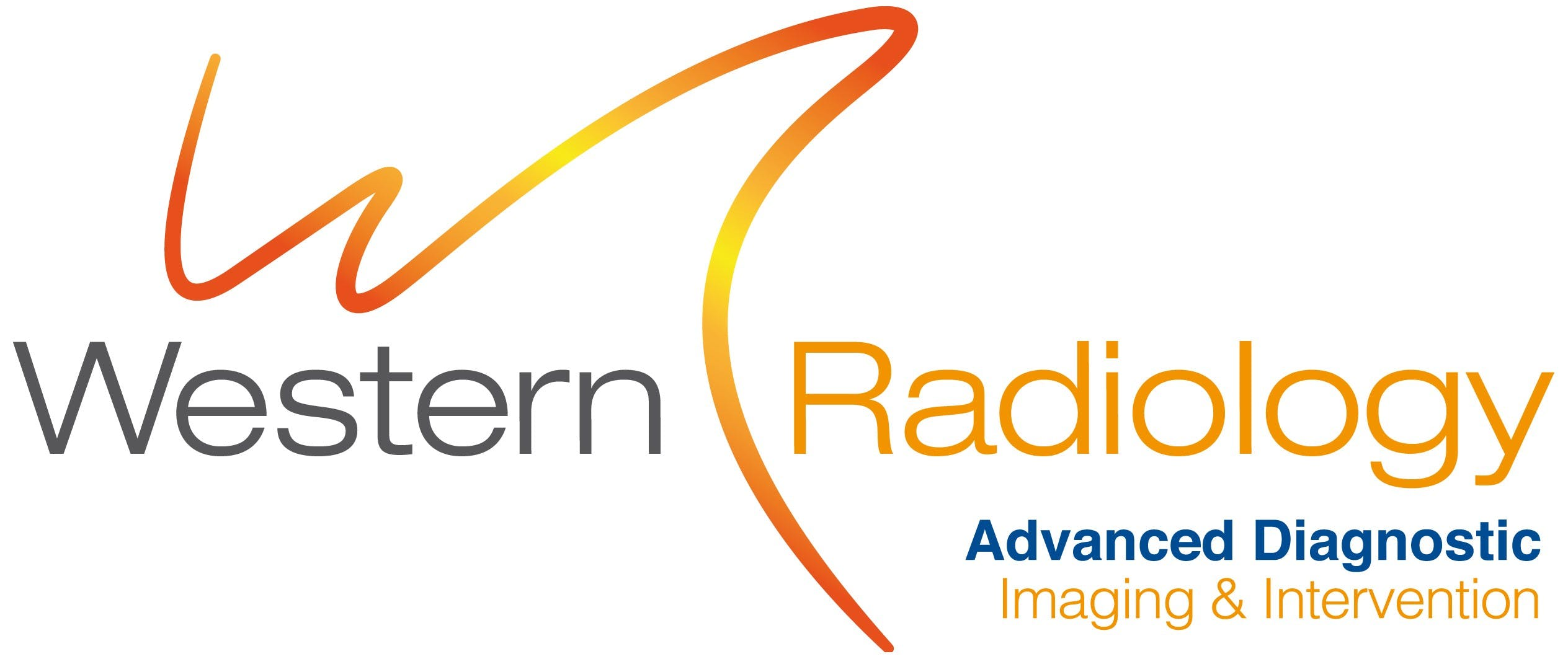 Western Radiology Logo