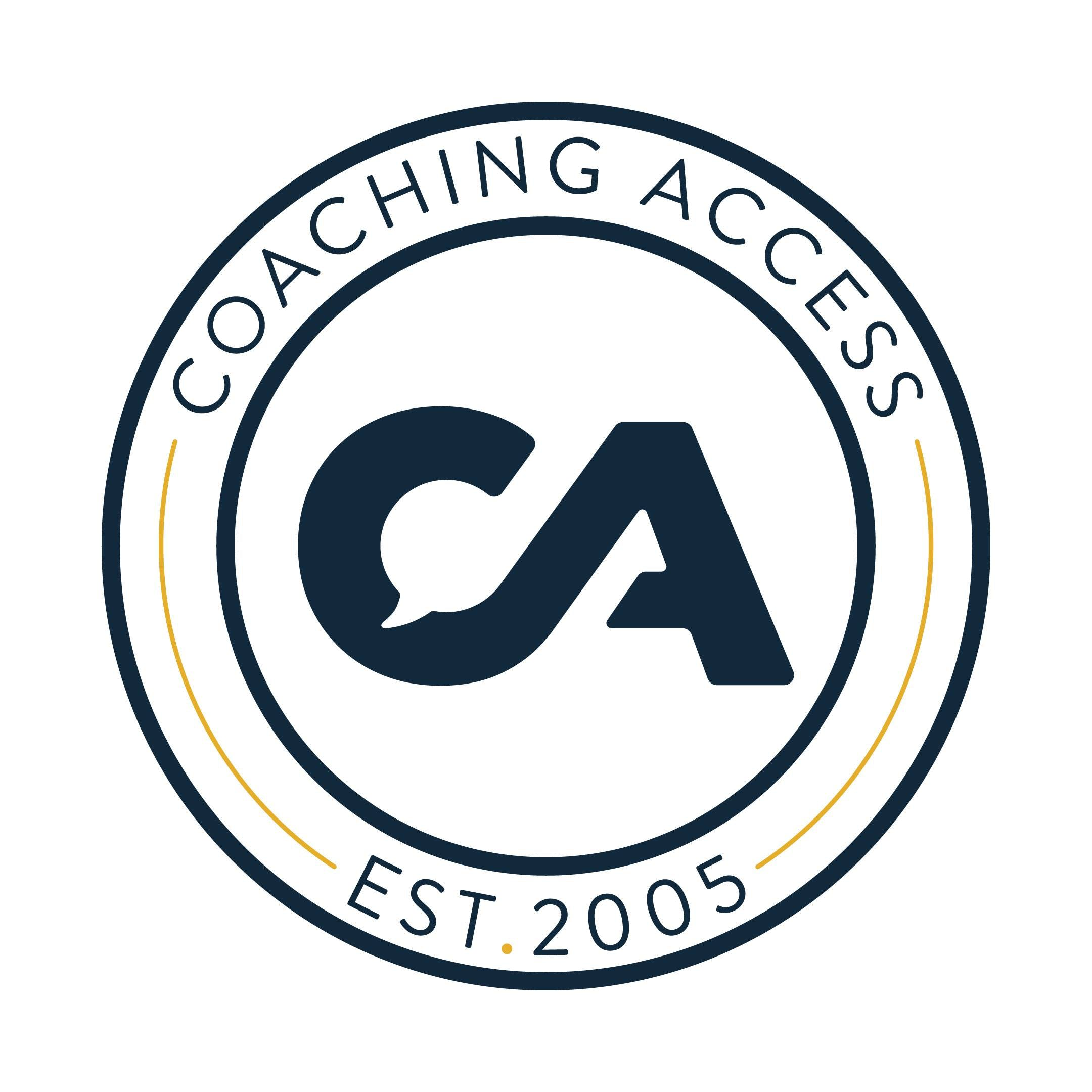 Coaching Access Logo