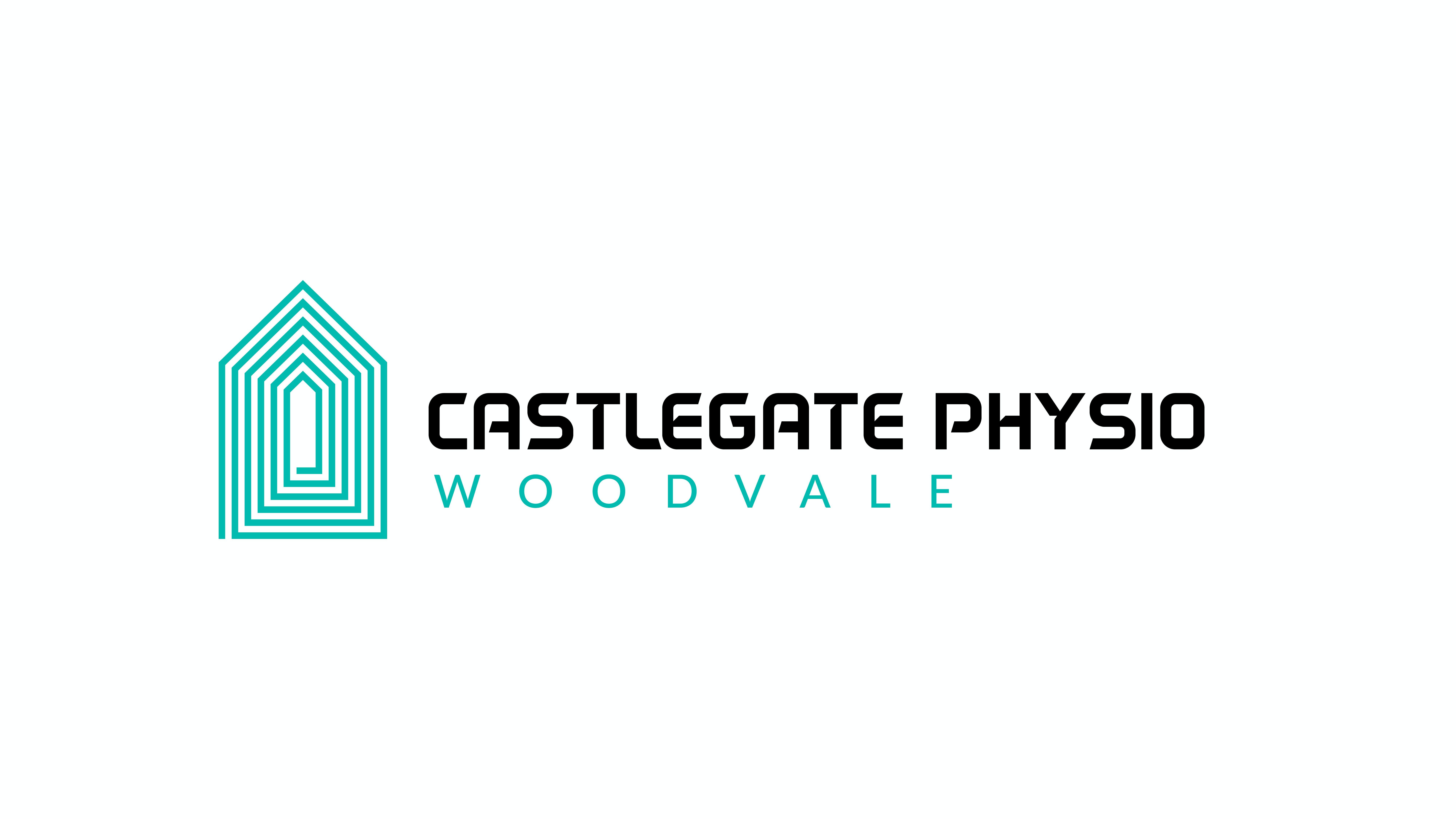 Castlegate Physio Woodvale Logo