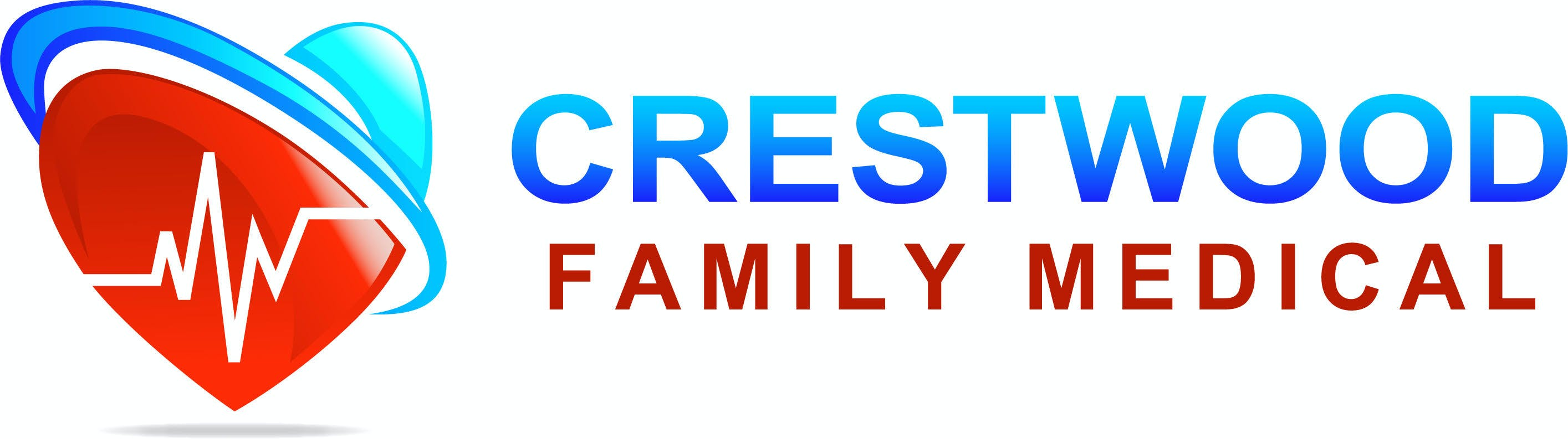 Crestwood Family Medical Logo