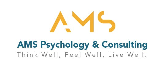 AMS Psychology & Consulting Logo