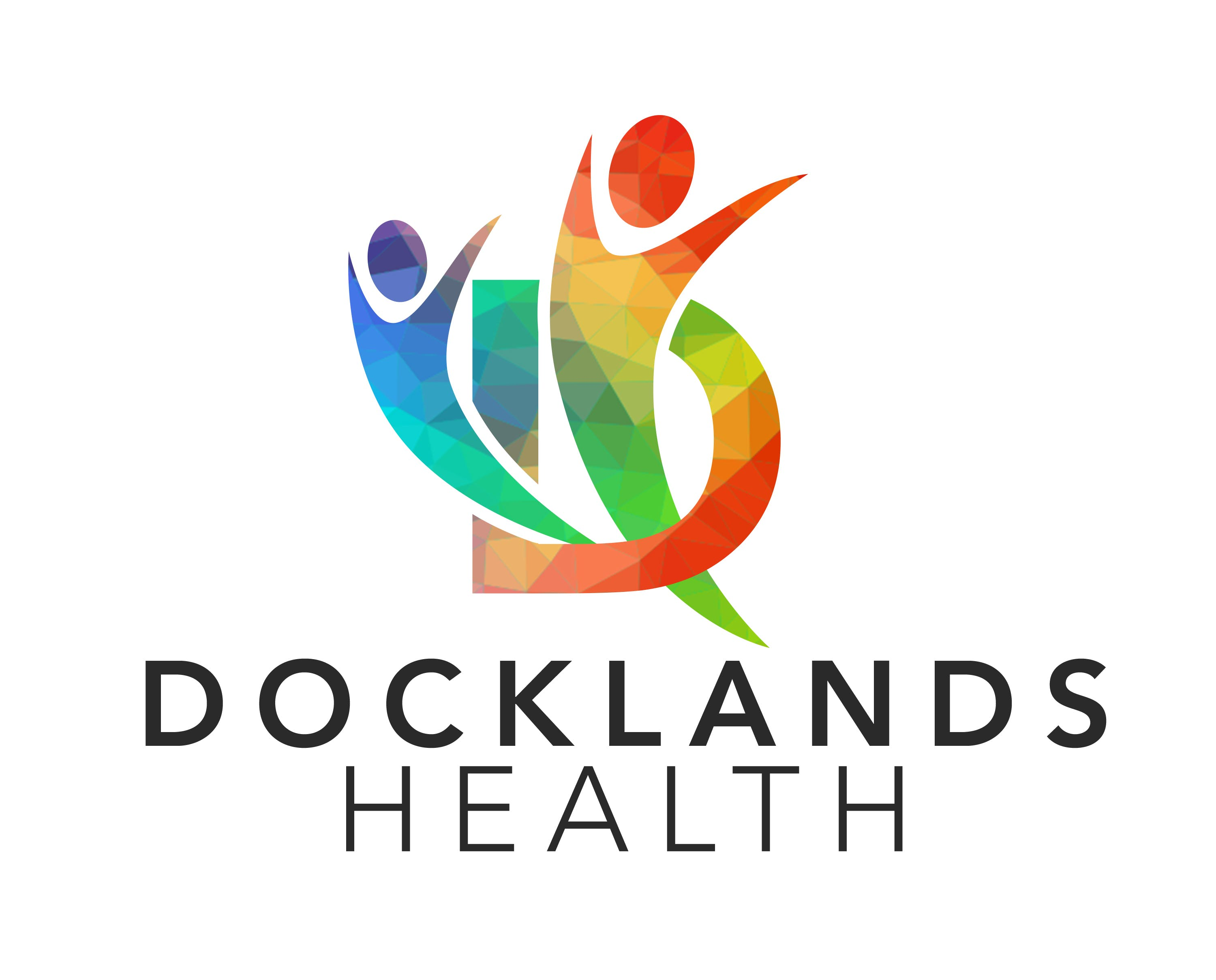 Docklands Health Logo