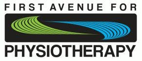 First Avenue for Physiotherapy Logo