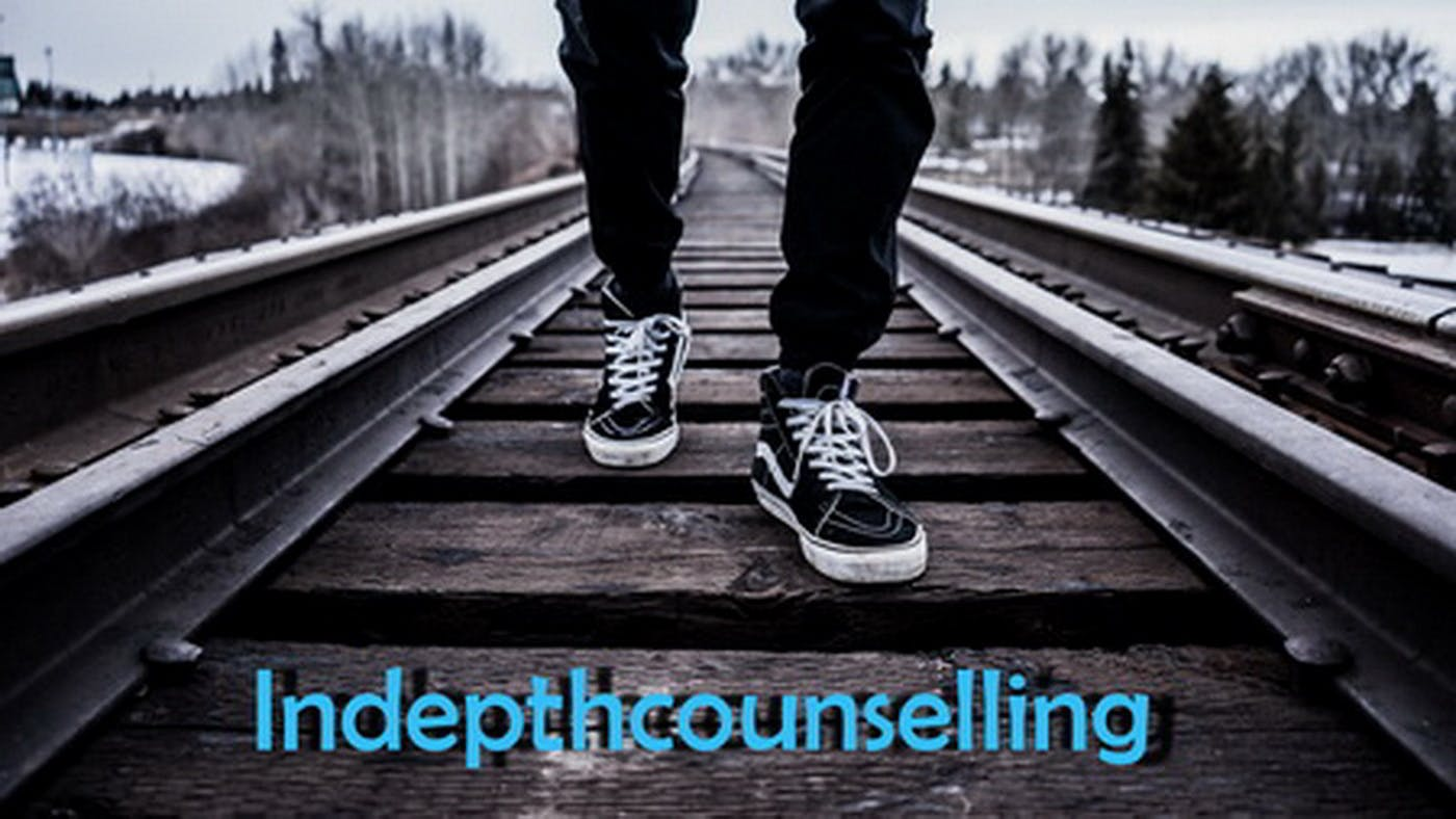 Indepth Counselling Logo