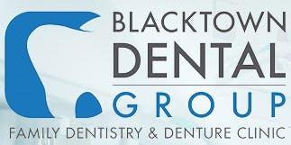 Blacktown Dental Group Logo