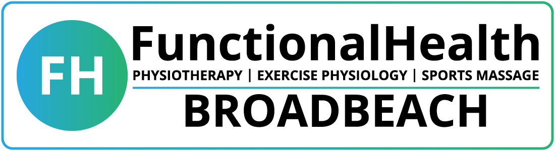 Functional Health | Physio Broadbeach Logo