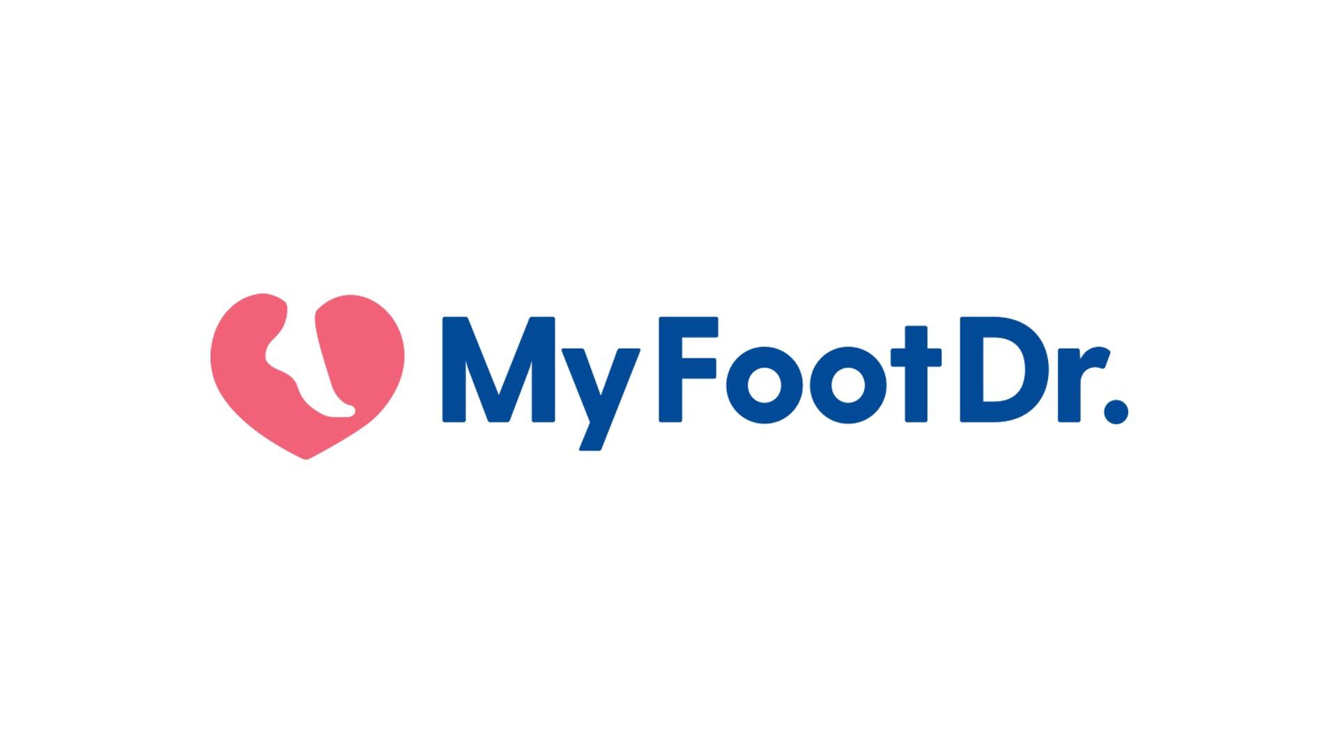 My FootDr Macgregor  Logo