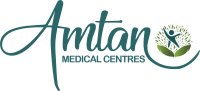 Amtan Medical Ormeau Village Logo
