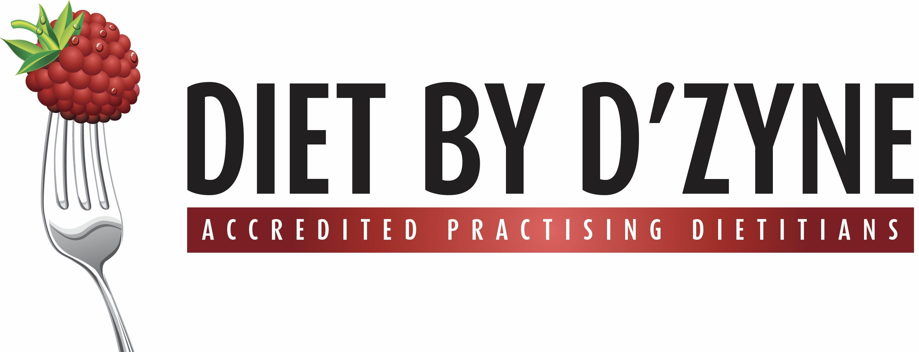 Diet By D'Zyne Baldivis Logo