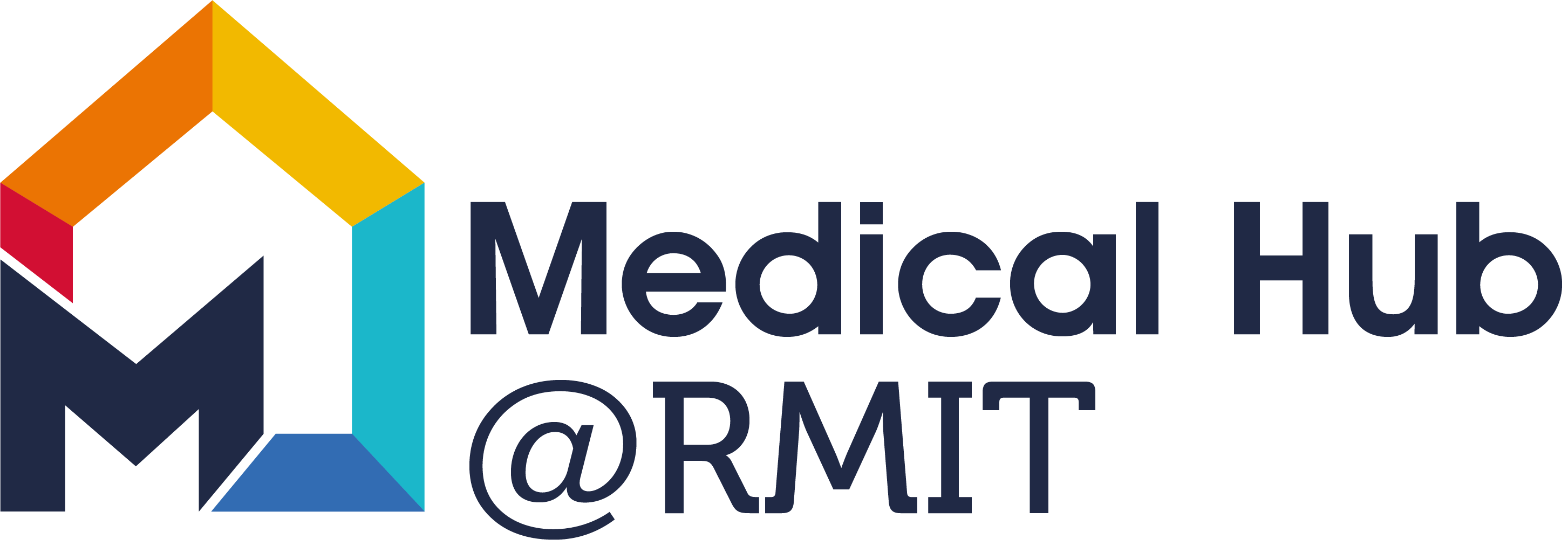 Medical Hub @ RMIT Logo