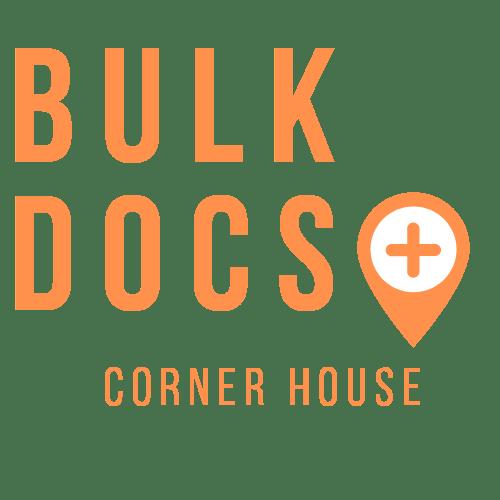 Bulk Docs Corner House Logo