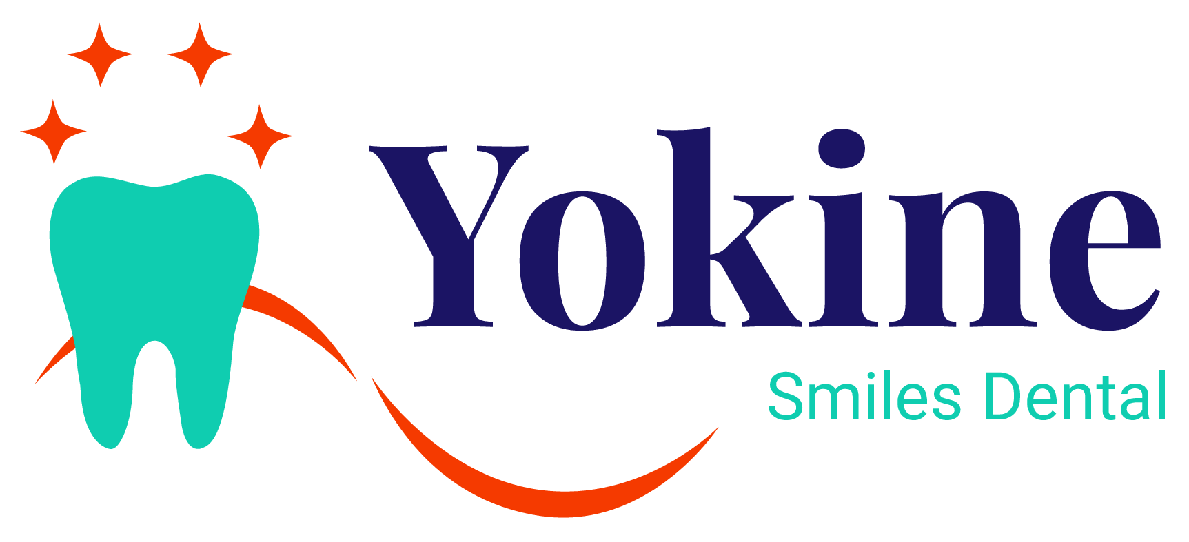 Yokine Smiles Dental Logo