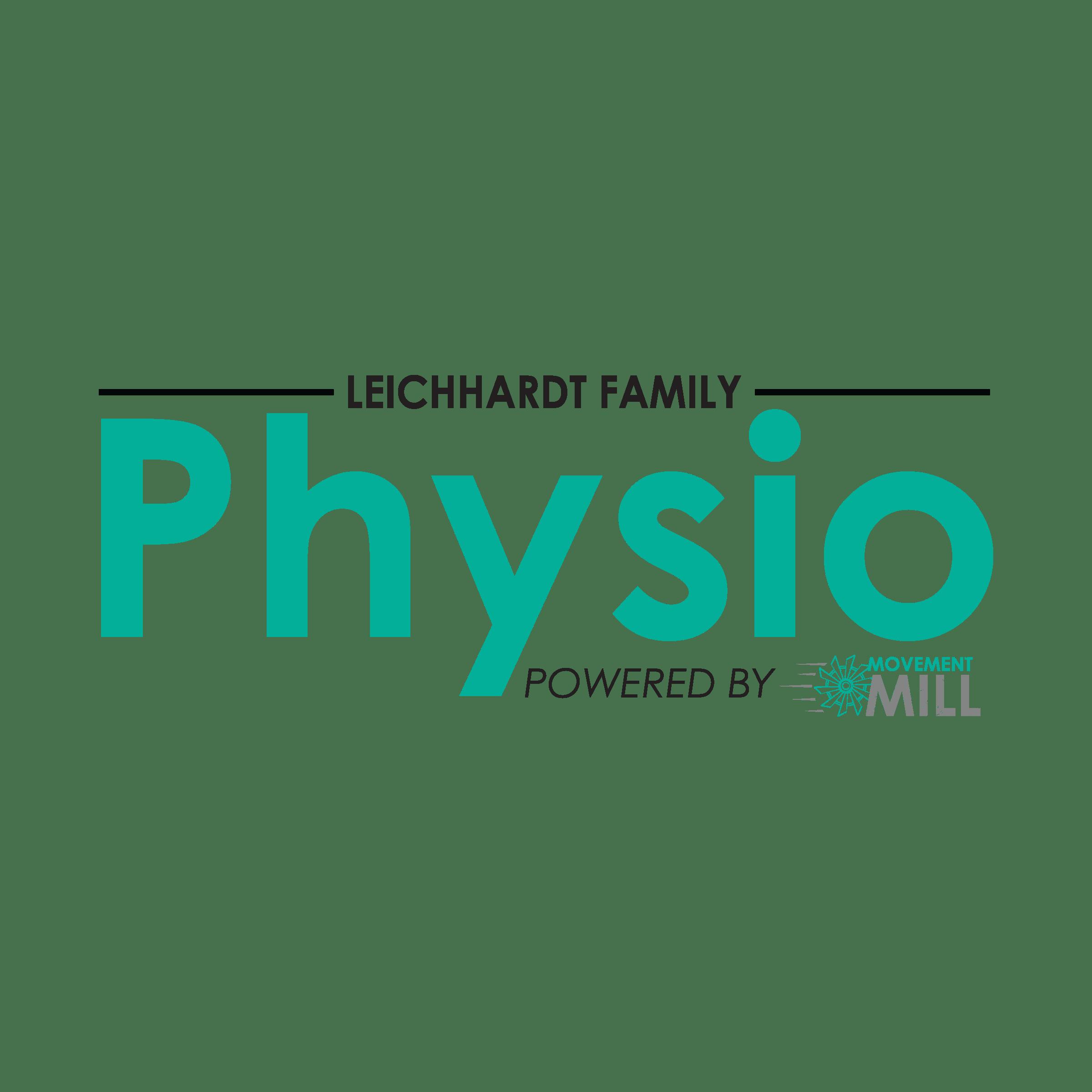 Leichhardt Family Physio Logo