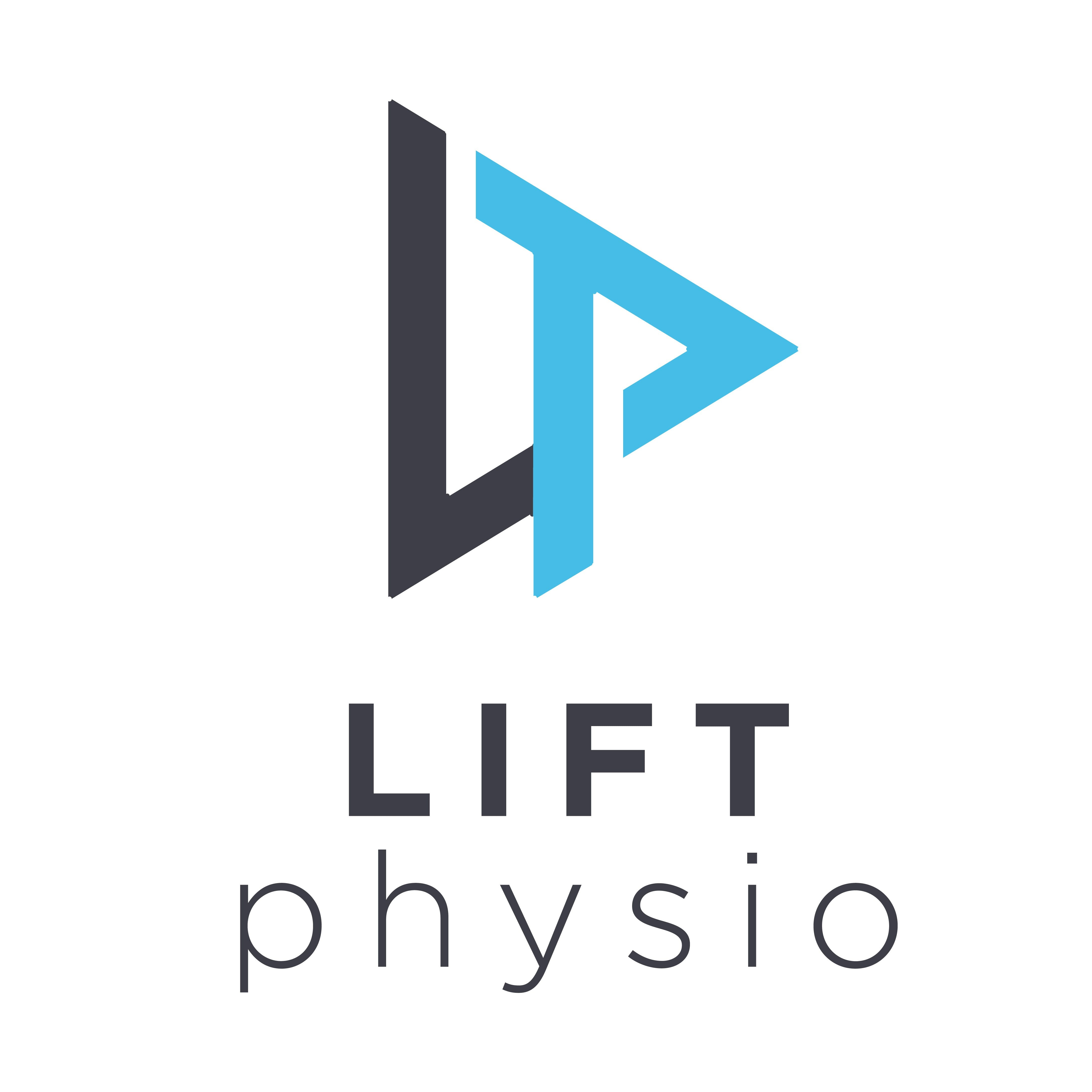 Lift Physiotherapy and Performance Logo