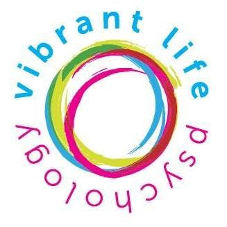 Vibrant Life Psychology and Wellbeing Logo