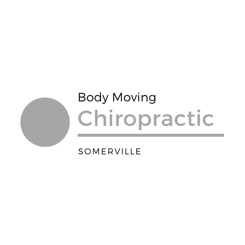 Body Moving Chiropractic Logo