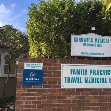 Randwick Medical Family Practice & Travel Medicine Clinic