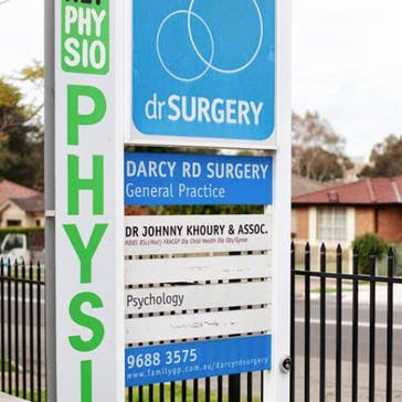 Darcy Road Surgery